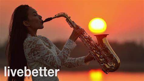 Saxofón Relajante Romántico: Música de Jazz Instrumental ...