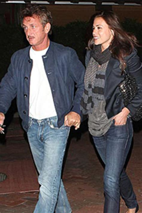Scarlett who? Sean Penn dating another 26 year old beauty