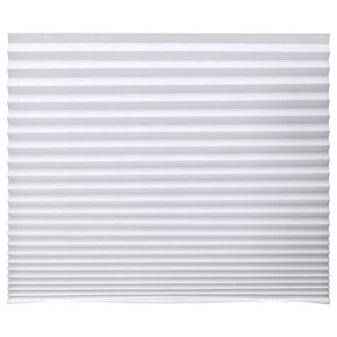 SCHOTTIS Pleated blind White 90x190 cm   IKEA