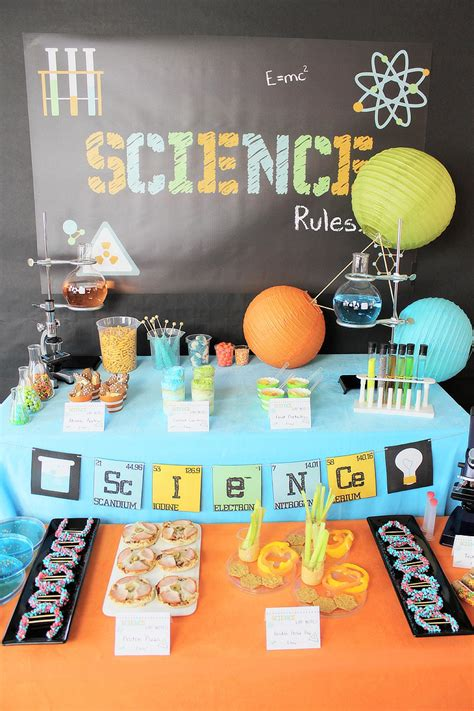 Science Birthday Party Ideas | PBS Parents   Michelle s ...