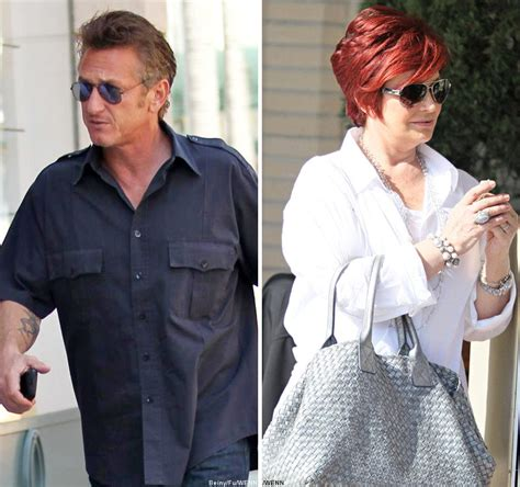 Sean Penn and Scarlett Johansson s Date Ruined by Sharon ...