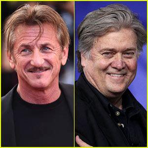 Sean Penn Calls Former Producer Steve Bannon 'Hollywood ...