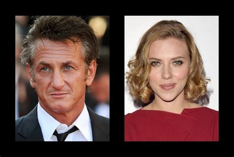 Sean Penn dated Scarlett Johansson   Sean Penn Girlfriend ...