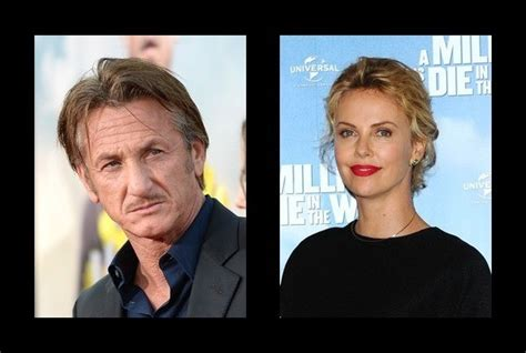 Sean Penn is dating Charlize Theron   Sean Penn Dating ...