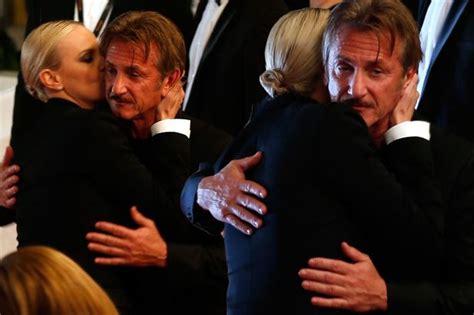 Sean Penn looks heartbroken as ex fiance Charlize Theron ...
