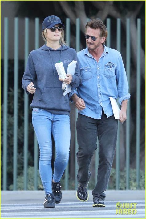Sean Penn & New Girlfriend Leila George Make Red Carpet ...