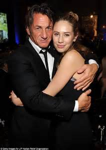 Sean Penn s daughter Dylan voices approval of his ...