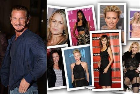 Sean Penn s Impressive Roster of Ex Girlfriends   Zimbio