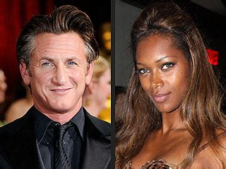 Sean Penn Steps Out with a New Woman   Online Sweepstakes.com