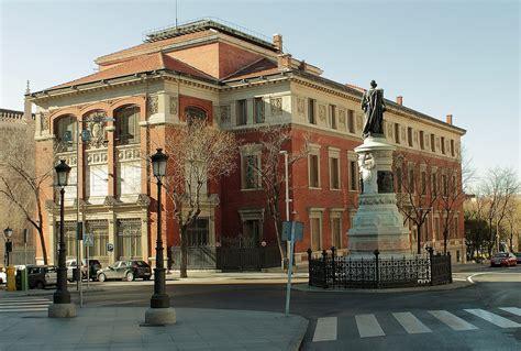 Sede de la Real Academia Española   Wikipedia, la ...