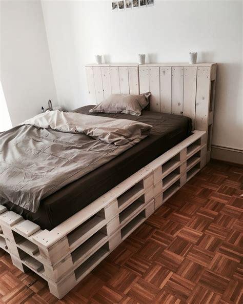 Selfmade pallet bed. | selfmade. | Pinterest | Beds ...