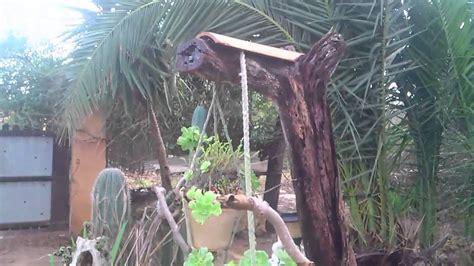 Sencillo jardín rustico   YouTube