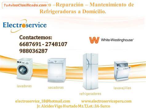 Servicio tecnico D marca white westinghouse =2748107 ...