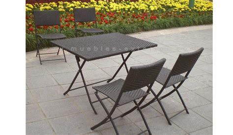 Set muebles de jardín baratos