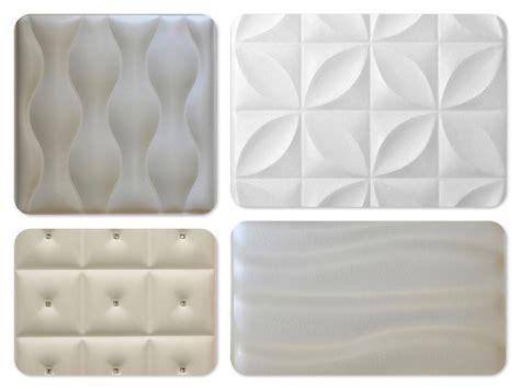 Shades of White Decorative Wall Panels   Decorative ...