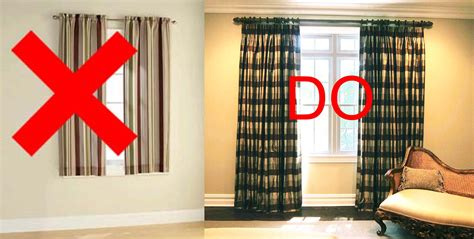 Short Drape Do Don t | For the house | Pinterest | Window ...
