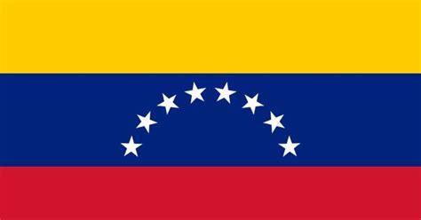 Significado de los colores de la bandera de Venezuela ...