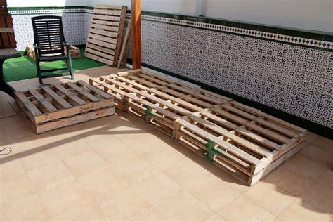 Sillones de palet para terraza.   Comunidad Leroy Merlin