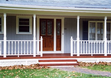 Six kinds of Porches for your home – Suburban Boston Decks ...