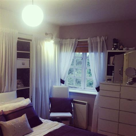 Small Bedroom, big heart... and lots of storage!   IKEA ...