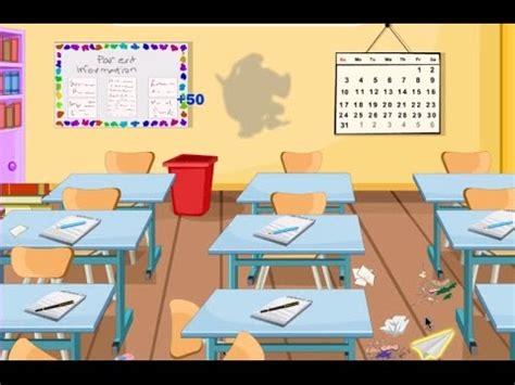 Smart Classroom Clean Up: Clean Up Games   Smart Classroom ...