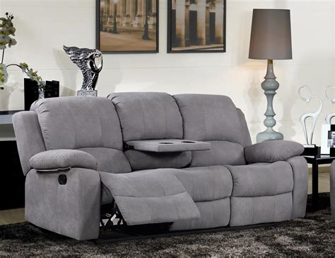 Sofá 3 plazas Relax con bandeja auxiliar  18211  | Factory ...