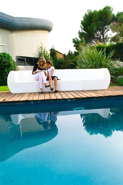 Sofá de diseño Chill Out para terrazas y exteriores ...