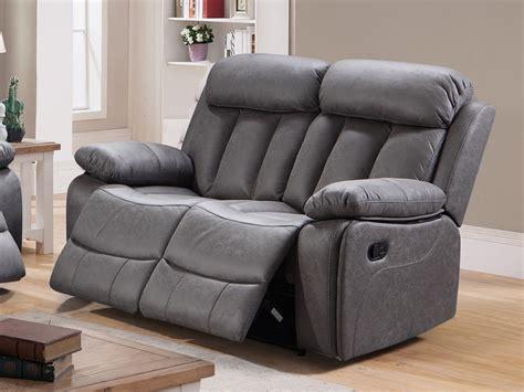 Sofá relax 2 plazas, sofás con mecanismo relajación con ...