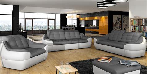 Sofagarnitur Sofa Couch 3+2+1 Garnitur mit Relax Funktion ...