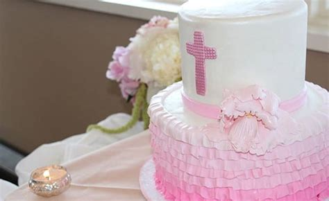 Soft and Feminine First Communion Party   Pretty My Party