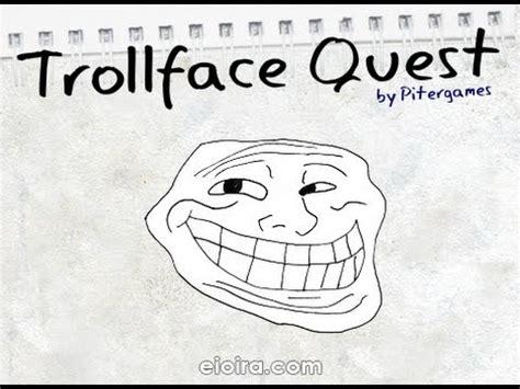 Soluzioni TrollFace Quest 1   YouTube