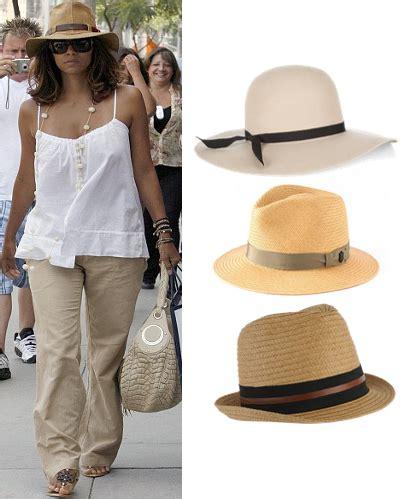 Sombreros para diferentes tipos de rostros   MODA LISTA