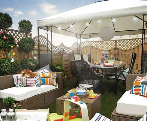 Sombrillas y cenadores de Ikea para tu terraza y jardín ...