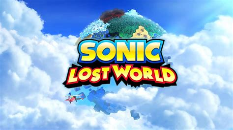 Sonic Lost World: Tropical Coast Zone 3/Lava Mountain Zone ...