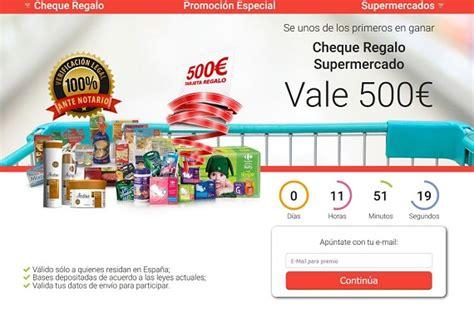 Sorteos supermercados gratis y online: concursos ...