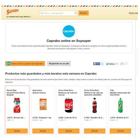 Soysuper incorpora a su plataforma al supermercado online ...