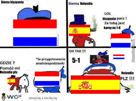 Spain Vs Holland by natsu90   Meme Center