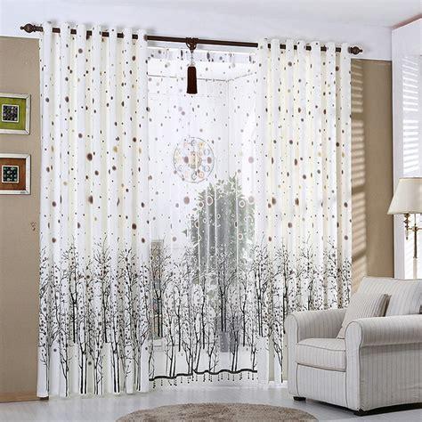 ᑎ‰Rustic White Curtains For ୧ʕ ʔ୨ living living room ...