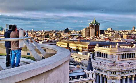 Subir azotea Círculo Bellas Artes   Viajar a Madrid