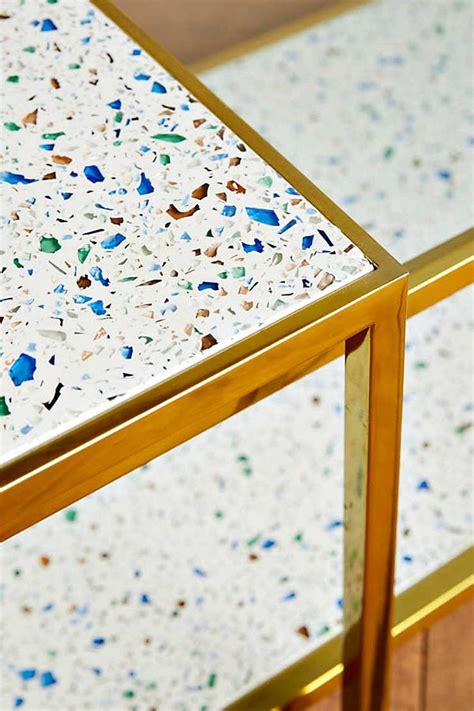 Suelo de terrazo   ideas para decorar con terrazo