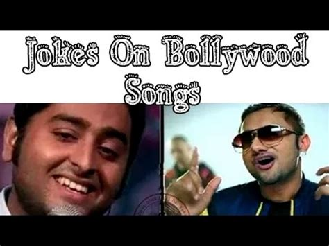 Super Funny Jokes On Bollywood Songs   YouTube