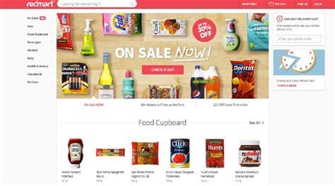Supermercado online de Cingapura recebe aporte milionário ...