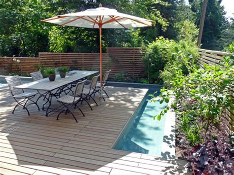 Sweet Deck For Outdoor Dining Ideas Near Swimming Pool ...