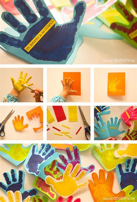 Tarjetas de cumpleaños para niños hechas a mano   PAPELISIMO