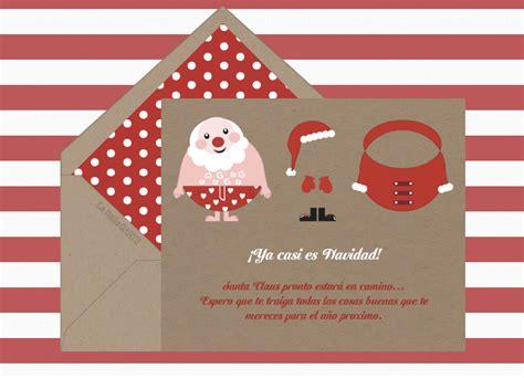 Tarjetas de Navidad, tarjetas navideñas para felicitar las ...