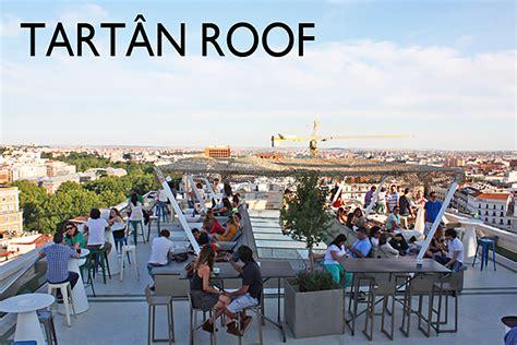 Tartan Roof: el bar restaurante de la azotea del CBA.