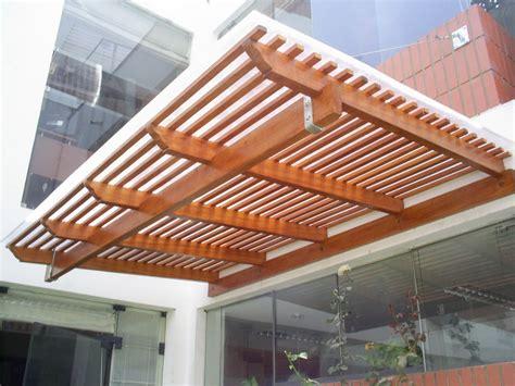 techos para madera