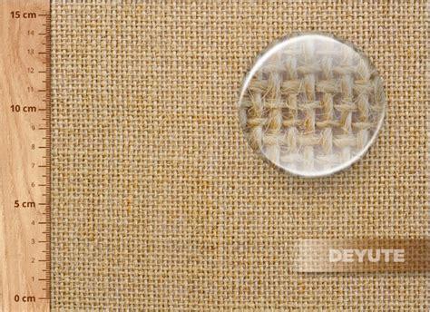 Tejido de yute o arpillera por metros de 330 gr. y 160 cm ...