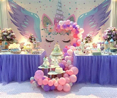 Temas de fiestas para niña | +de 150 ideas diferentes