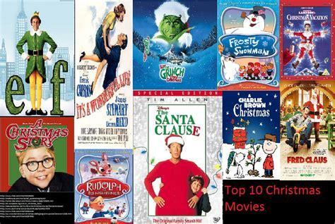 Ten Best Christmas Movies – Mehlville Media
